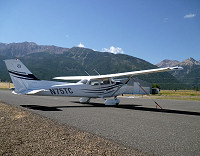 NWAAC Fly-In And Joseph, OR.