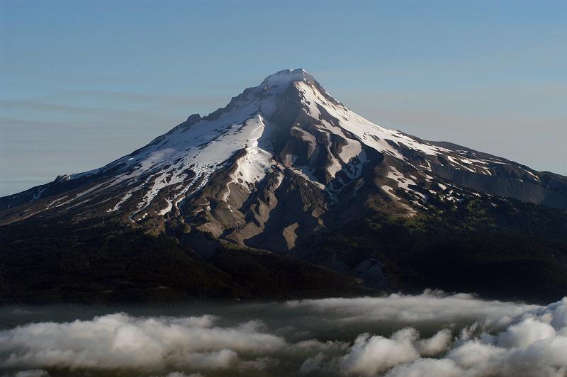 Mount Hood, OR.